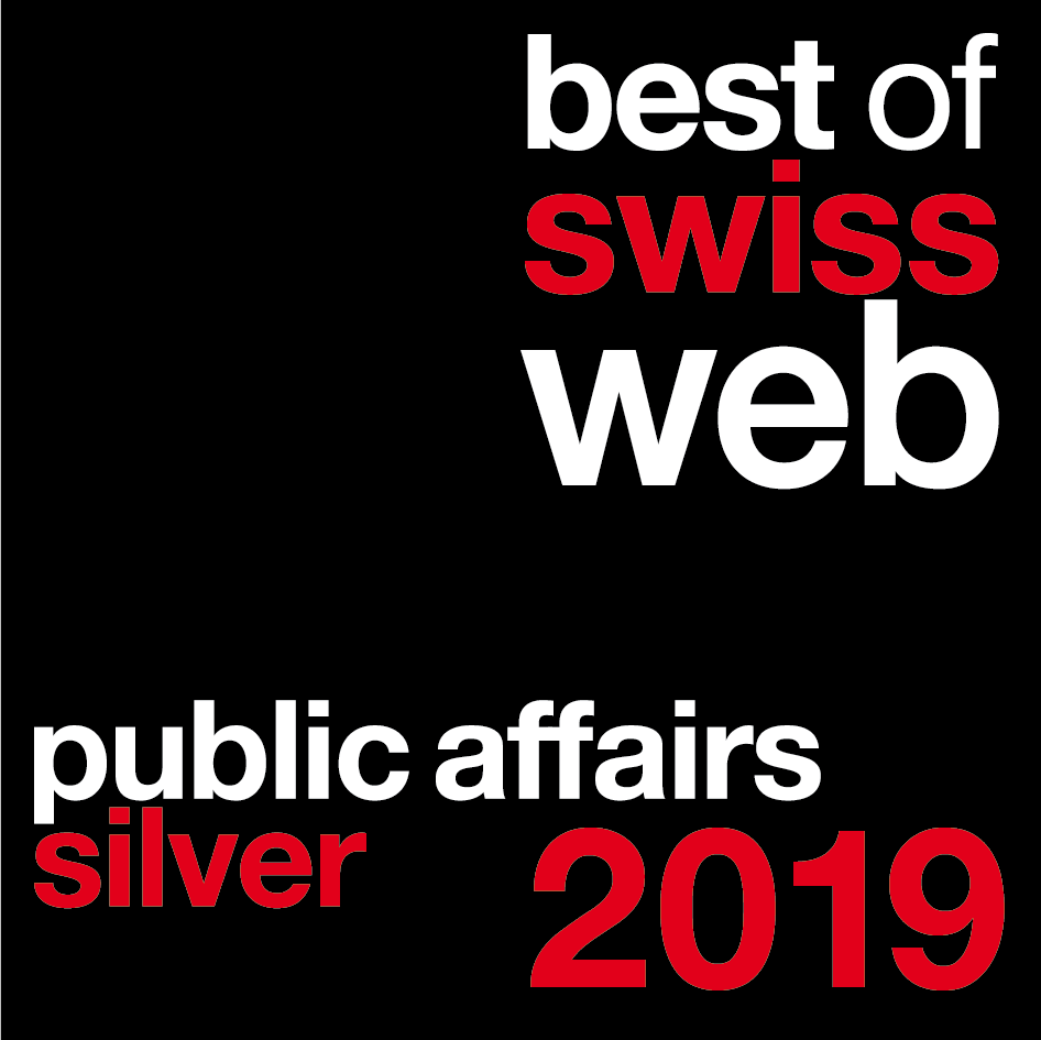 Best of Swiss Web 2019